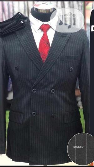 Double Breasted Suit   Clothing for sale in Lagos State, Lagos Island (Eko)