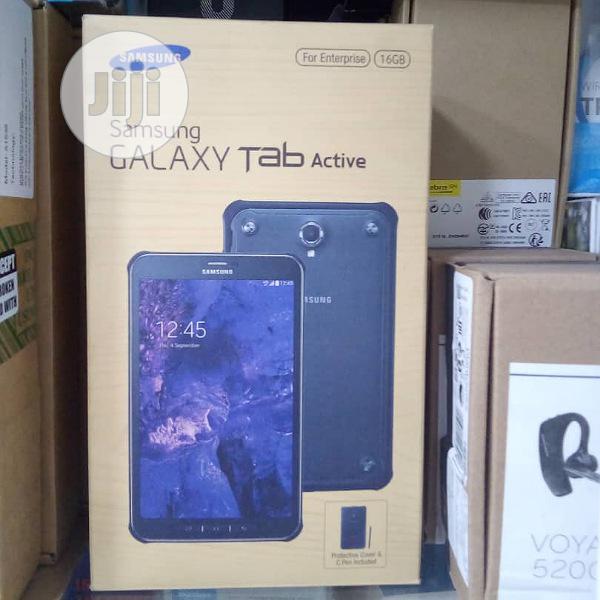 New Samsung Galaxy Tab Active 16 GB Black