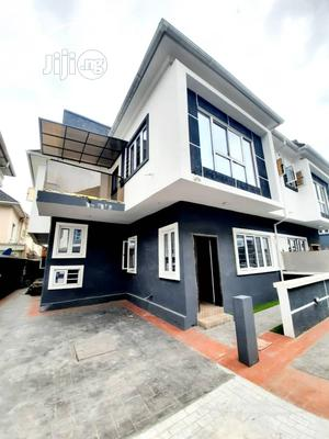Luxury Chevron 4bedroom Semi Detached Duplex With BQ | Houses & Apartments For Sale for sale in Lagos State, Lekki