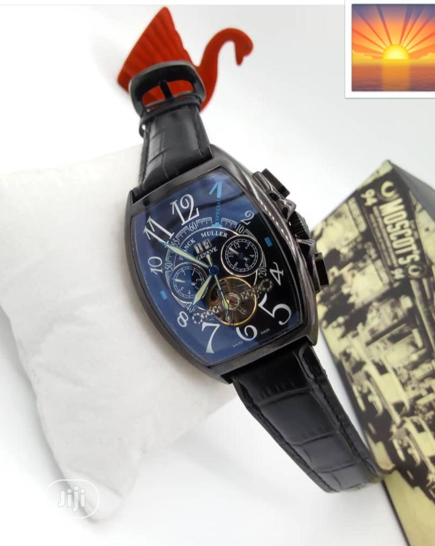 Frank Muller Wrist Watch