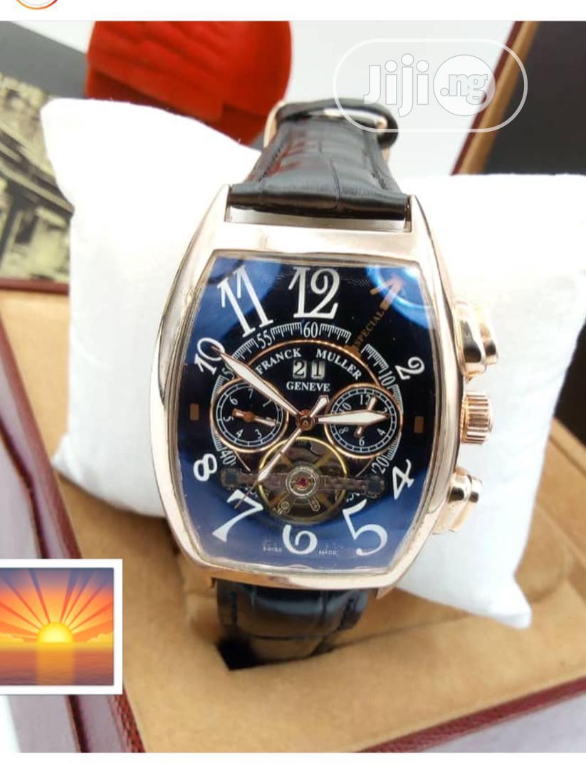Frank Muller Wrist Watch | Watches for sale in Lagos Island (Eko), Lagos State, Nigeria