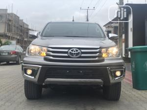 Toyota Hilux 2017 SR5 4x4 Gray   Cars for sale in Lagos State, Lekki