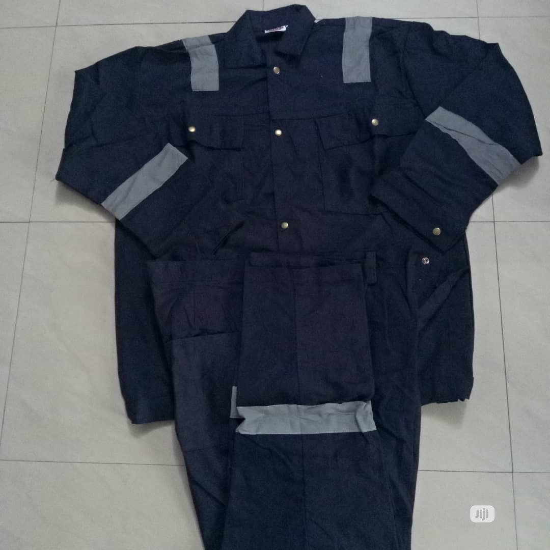 Archive: Up An Down Dickiees Coverall With Reflector