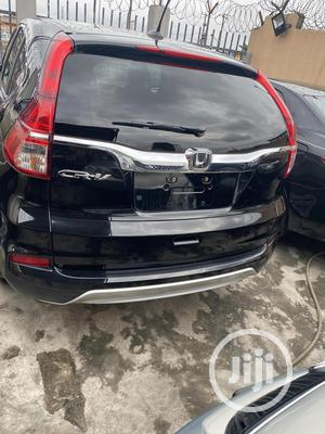 Honda CR-V 2017 Black | Cars for sale in Lagos State, Surulere