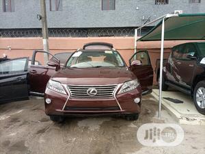 Lexus RX 2014 350 AWD Brown | Cars for sale in Lagos State, Amuwo-Odofin