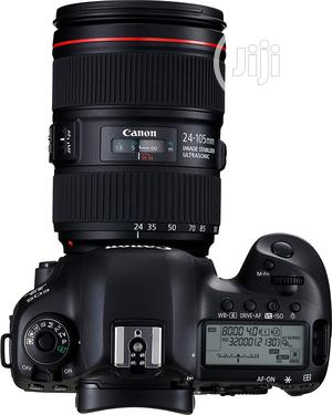 Canon Eos 5d Mark Iv Digital Camera - 24mm - 105mm | Photo & Video Cameras for sale in Lagos State, Ikeja