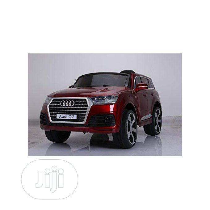 Audi Q7 Ride on Car B11