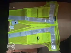 Mesh Executive Pocket Reflective Jacket   Safetywear & Equipment for sale in Lagos State, Victoria Island