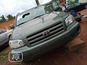 Toyota Highlander 2004 Green | Cars for sale in Enugu State, Enugu