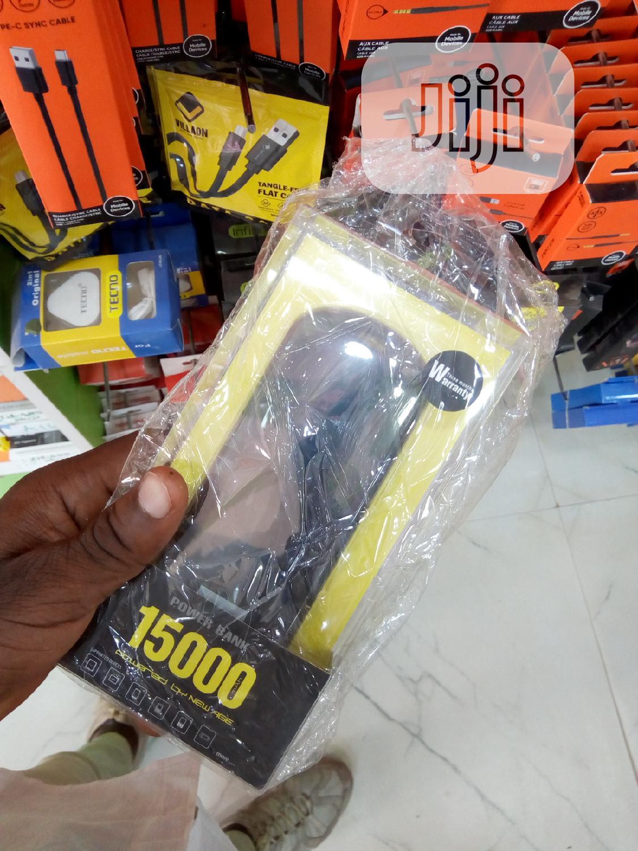 15000mah Power Bank Newage Virgin   Accessories for Mobile Phones & Tablets for sale in Enugu / Enugu, Enugu State, Nigeria