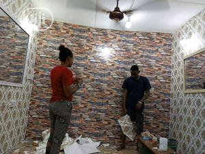 Professional Wallpaper Paster / Installer / Installation | Building & Trades Services for sale in Lagos State, Ikotun/Igando