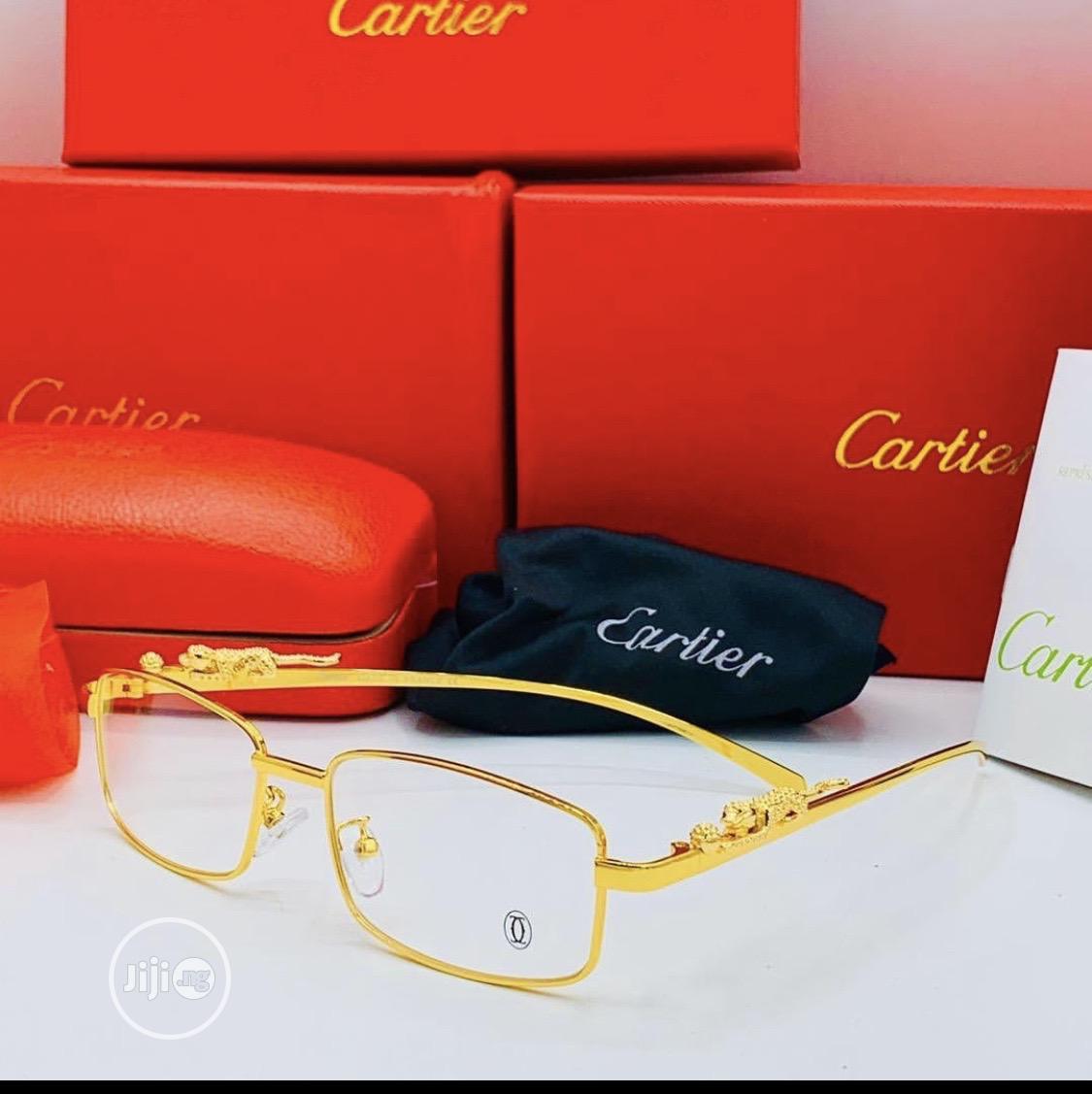 Rimless Cartier Glasses | Clothing Accessories for sale in Lagos Island (Eko), Lagos State, Nigeria