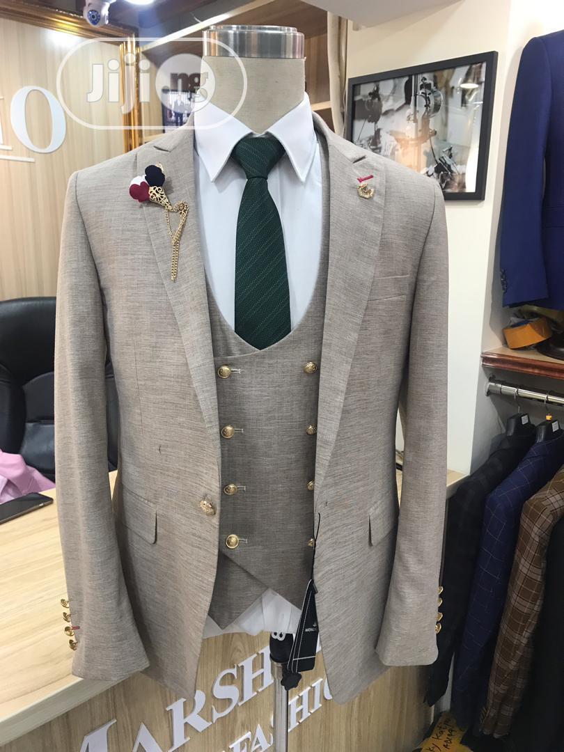 Italian Three Piece Suits