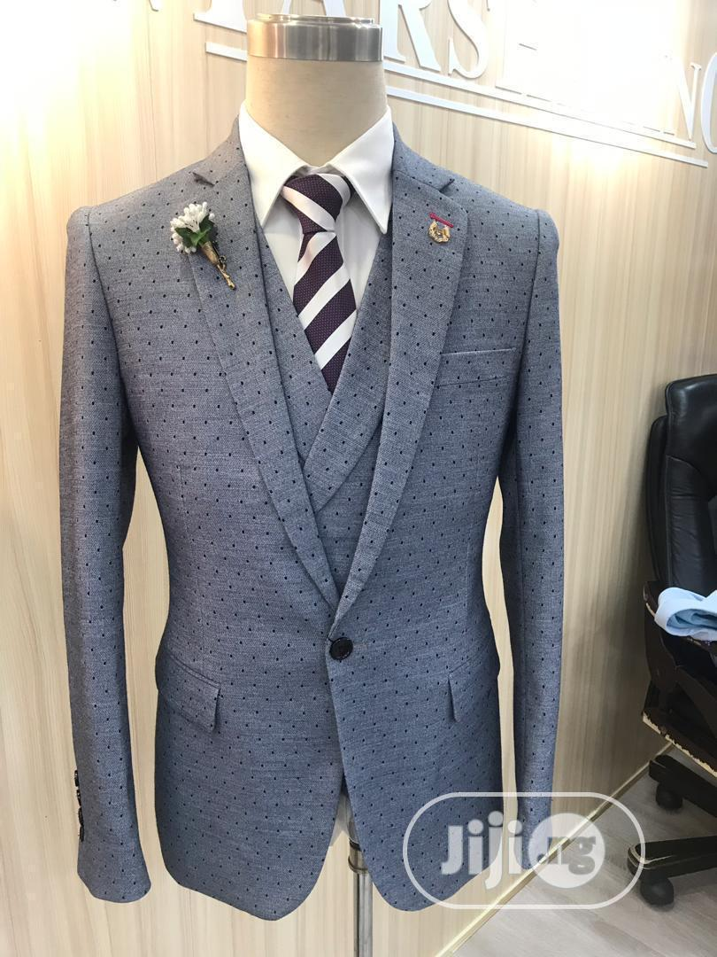 Italian Three Piece Suits | Clothing for sale in Garki 2, Abuja (FCT) State, Nigeria