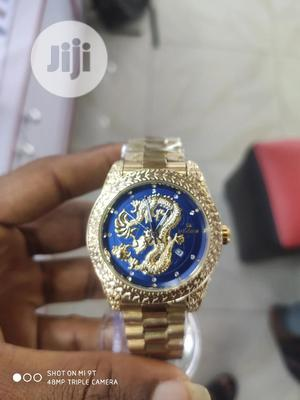 Original Rolex Watch Blue Dial | Watches for sale in Abia State, Aba North