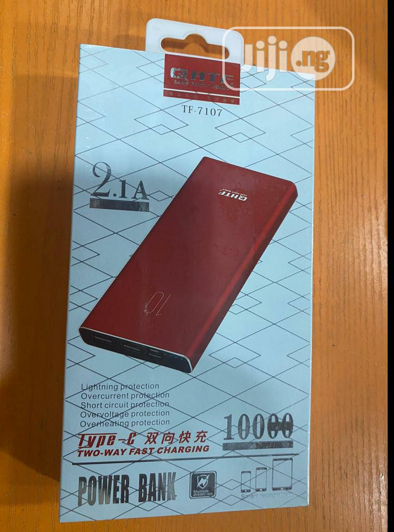 QHTF Powerbank | Accessories for Mobile Phones & Tablets for sale in Ikeja, Lagos State, Nigeria