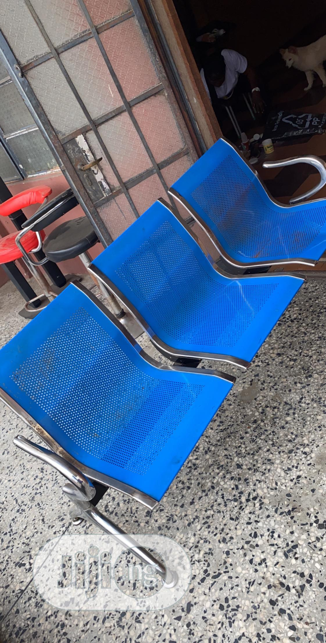 Archive: Airport Chair