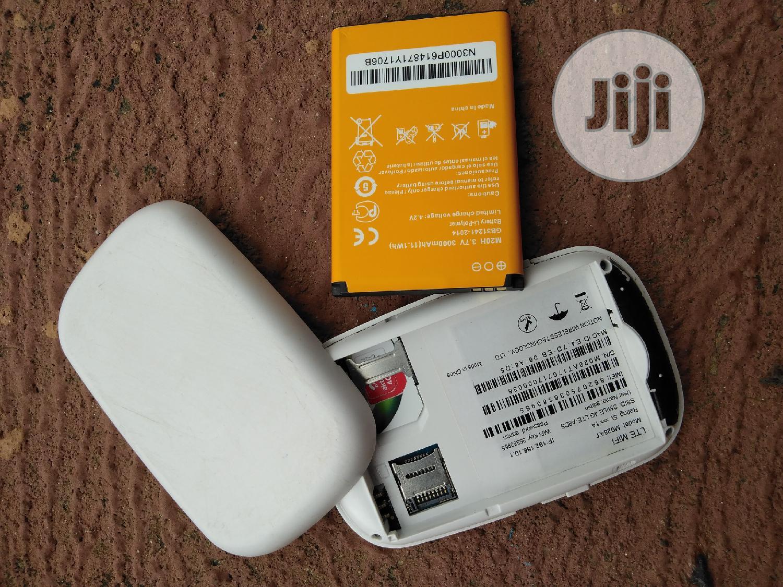 Archive: Unlocked Smile 4G Mifi Battery 3000mah (FAIRLY USED)