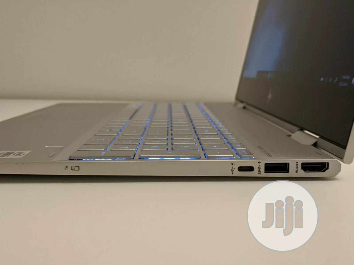 Laptop HP Envy 15z 8GB Intel Core i5 SSD 256GB   Laptops & Computers for sale in Ikeja, Lagos State, Nigeria