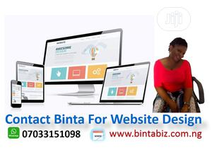 Blog & Website Designer   Computer & IT Services for sale in Abuja (FCT) State, Kubwa