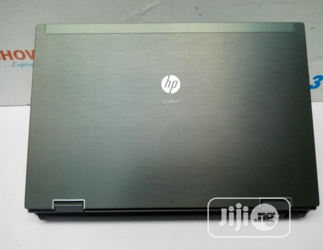Archive: Laptop HP EliteBook 8540W 8GB Intel Core I7 HDD 750GB