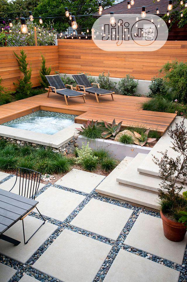 Backyard Landscape And Garden | Landscaping & Gardening Services for sale in Wuye, Abuja (FCT) State, Nigeria