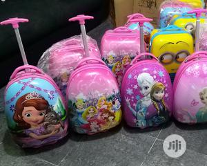 Frozen Princess Sofia Plastic Trolley Bag | Babies & Kids Accessories for sale in Lagos State, Ikeja