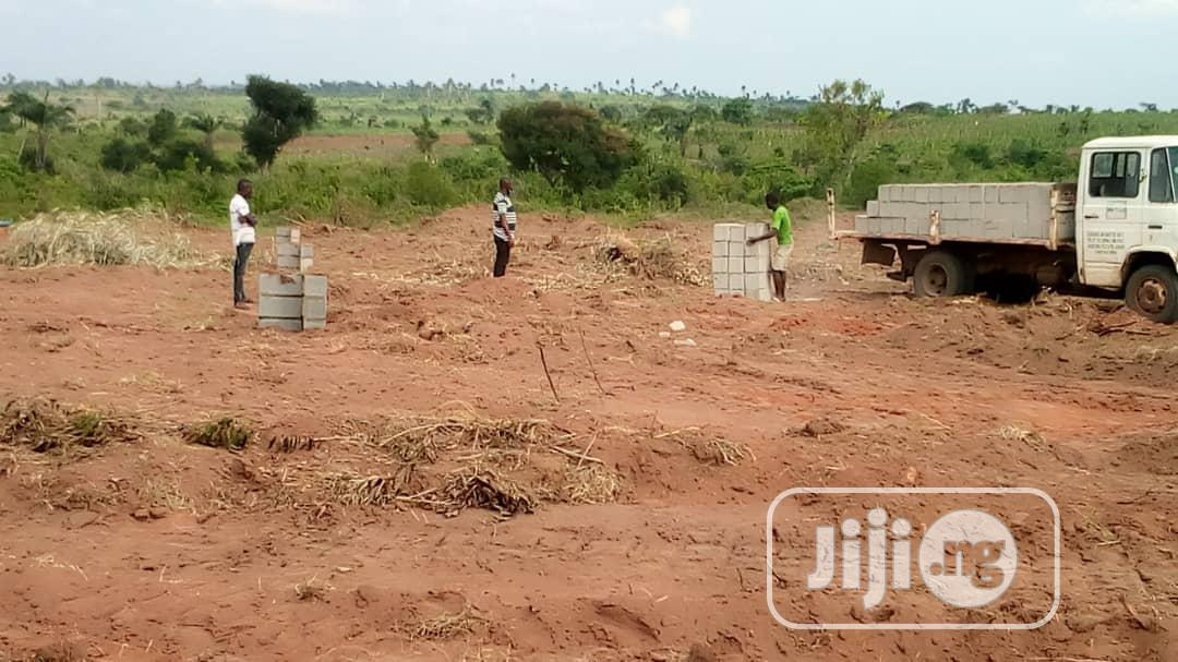 Archive: Estate Land 4 Sale In The Industrial City Of Onitsha
