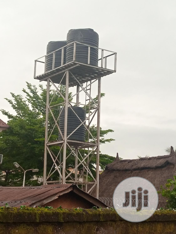Overhead Tank & Stand | Building & Trades Services for sale in Enugu / Enugu, Enugu State, Nigeria