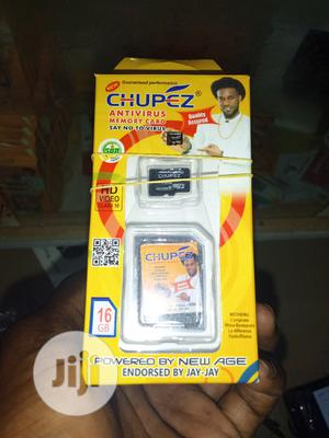 16GB Chupez Class 10 Memory Card (Supports HD Video) | Accessories for Mobile Phones & Tablets for sale in Oyo State, Ibadan
