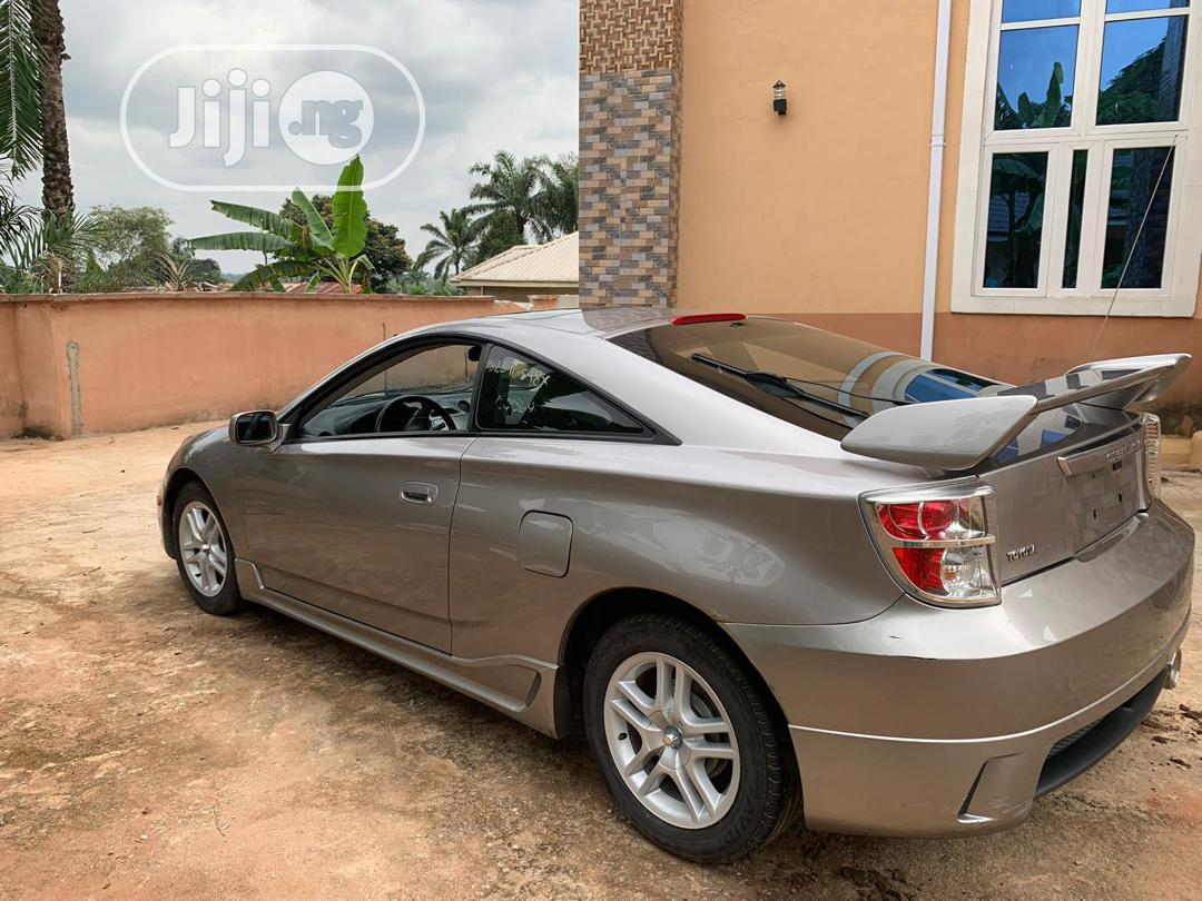Toyota Celica 2005 GT Gray | Cars for sale in Owerri, Imo State, Nigeria