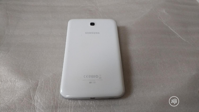 Samsung Galaxy Tab 3 7.0 WiFi 8 GB White | Tablets for sale in Ojodu, Lagos State, Nigeria