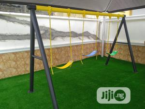 3 Seaters Swing Set Available For Sale | Toys for sale in Lagos State, Ikeja