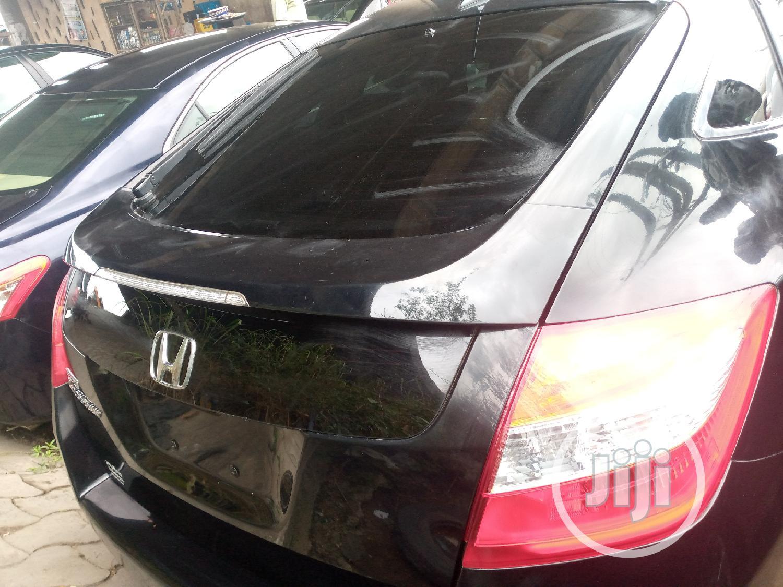 Honda Accord CrossTour 2010 Black | Cars for sale in Apapa, Lagos State, Nigeria