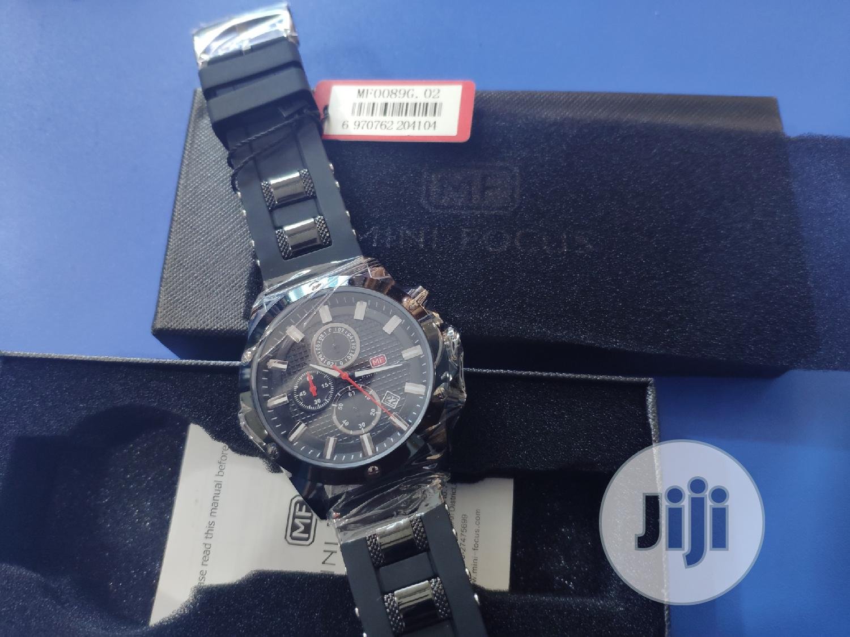 Mini Focus Chronograph Watch for Sale