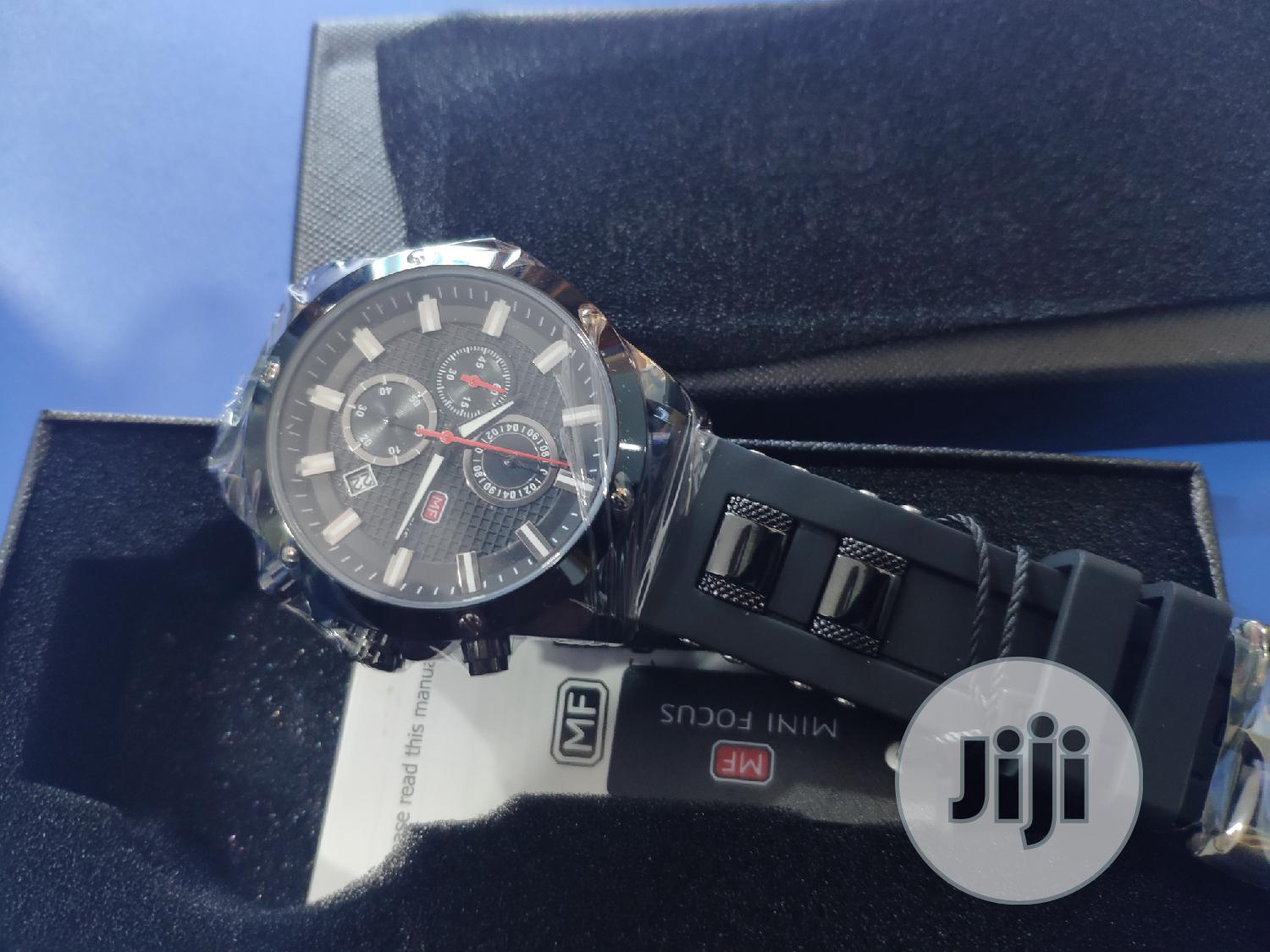 Mini Focus Chronograph Watch for Sale | Watches for sale in Wuse 2, Abuja (FCT) State, Nigeria