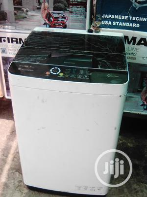 Hisense Watching Matching Top Loader 6kg Automatic | Home Appliances for sale in Rivers State, Port-Harcourt