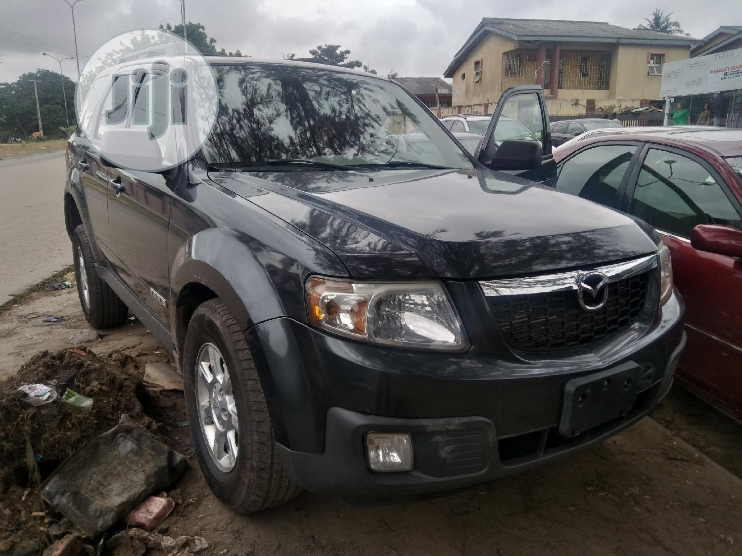 Archive Mazda Tribute 2008 3 0 4x4 Exclusive Gray In Amuwo Odofin Cars Hector Automobile Jiji Ng For Sale In Amuwo Odofin Buy Cars From Hector Automobile On Jiji Ng
