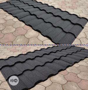 Black Roman Stone Coated Roofing Tiles   Building Materials for sale in Lagos State, Lekki