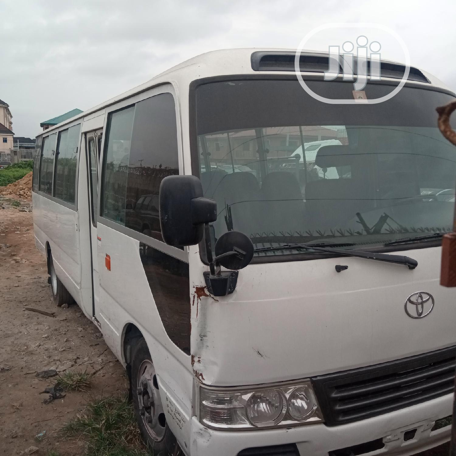 Toyota Coaster Bus 2014 Model Tokunbo | Buses & Microbuses for sale in Ikeja, Lagos State, Nigeria