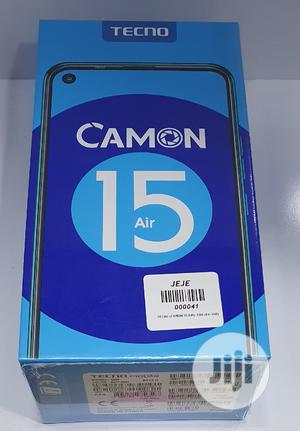 New Tecno Camon 15 Air 64 GB Gray | Mobile Phones for sale in Lagos State, Ikeja
