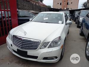 Mercedes-Benz E350 2011 White | Cars for sale in Lagos State, Isolo
