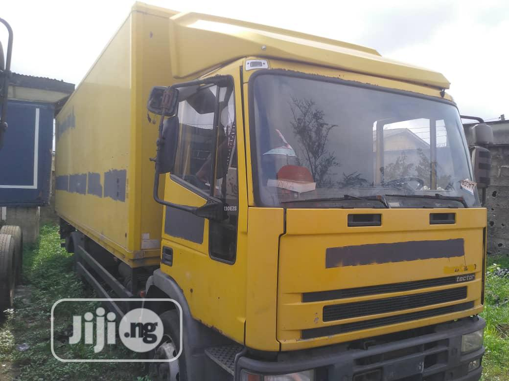 Archive: Newly Arrived IVECO EUROCARGO 130E28 Container Body.