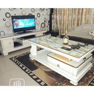 Royal Tv Stand And Center Table(502)   Furniture for sale in Lagos State, Magodo