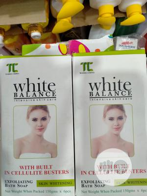 White Balance Exfoliating Bath Soap(6 In A Pack )   Bath & Body for sale in Lagos State, Amuwo-Odofin