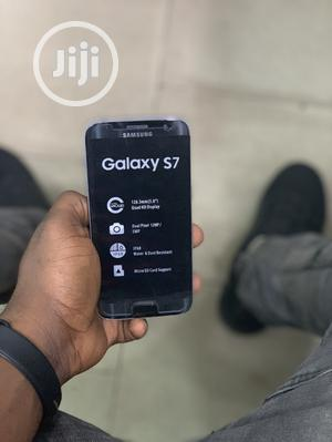 Samsung Galaxy S7 32 GB Black   Mobile Phones for sale in Lagos State, Ikeja
