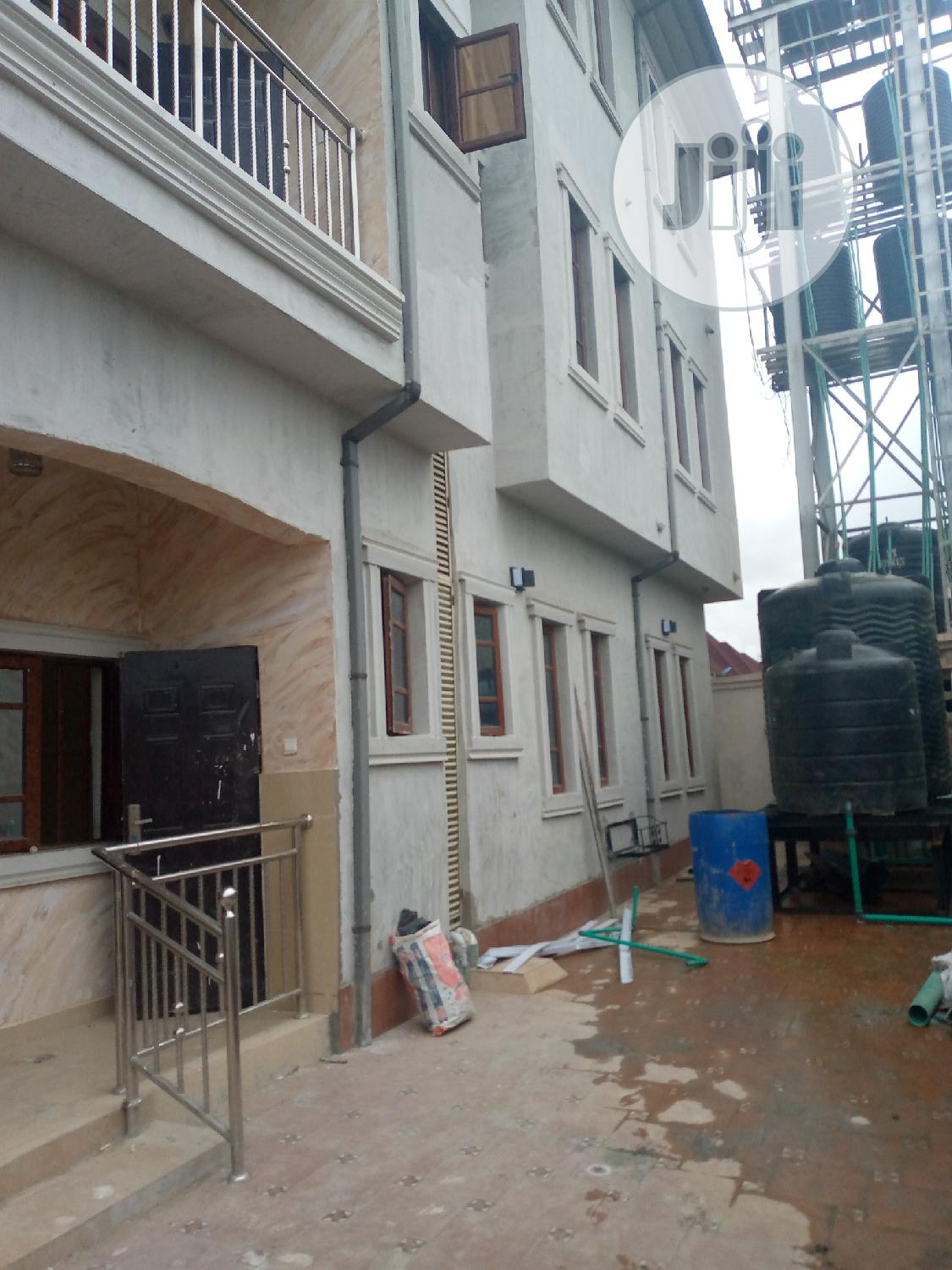 To Let: A Newly Built 2bed at Greenfield Estate,Ago 4 Rent