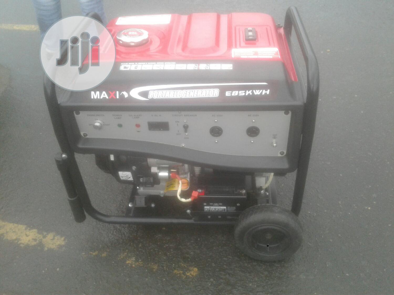 Maxi 10kva Generator