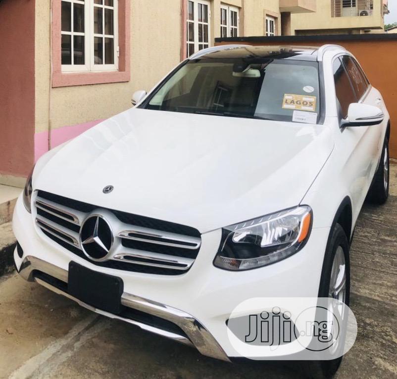 Mercedes-Benz GLC-Class 2018 White