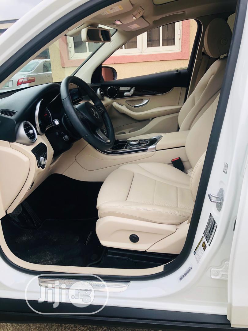 Mercedes-Benz GLC-Class 2018 White | Cars for sale in Ikeja, Lagos State, Nigeria